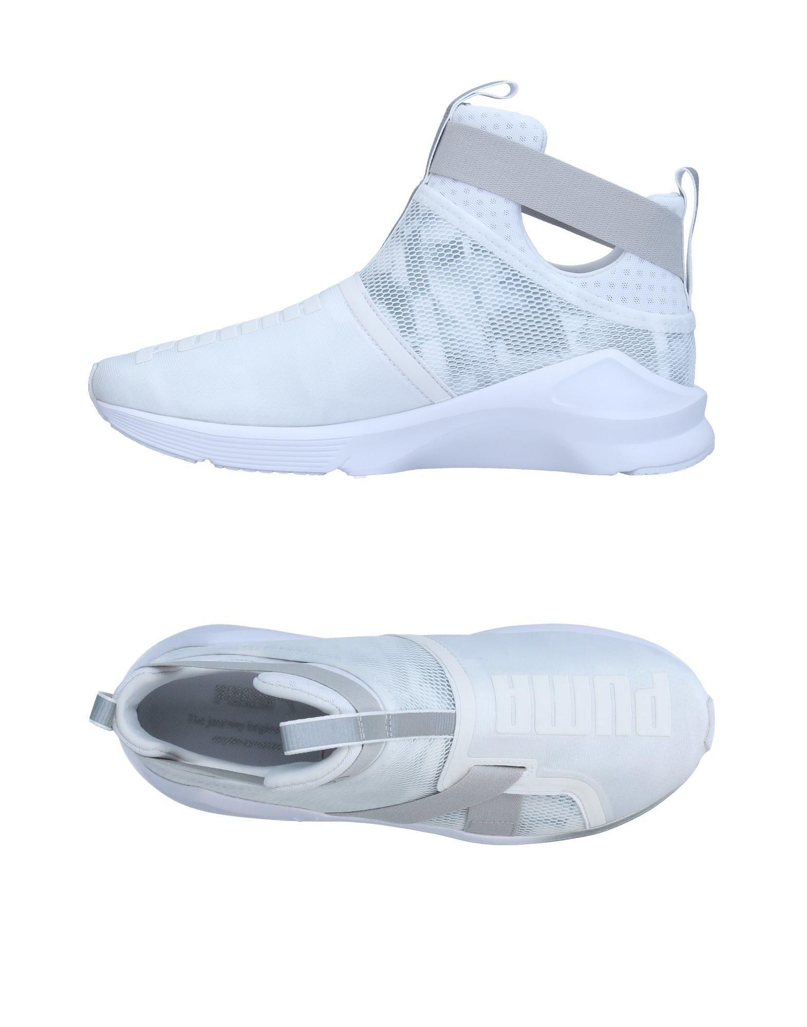 PUMA Высокие кеды и кроссовки кроссовки puma кроссовки