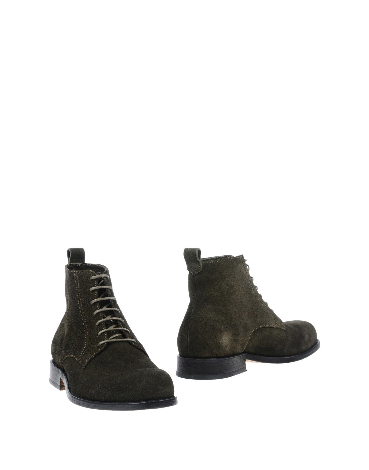 MAISON KITSUNÉ Полусапоги и высокие ботинки