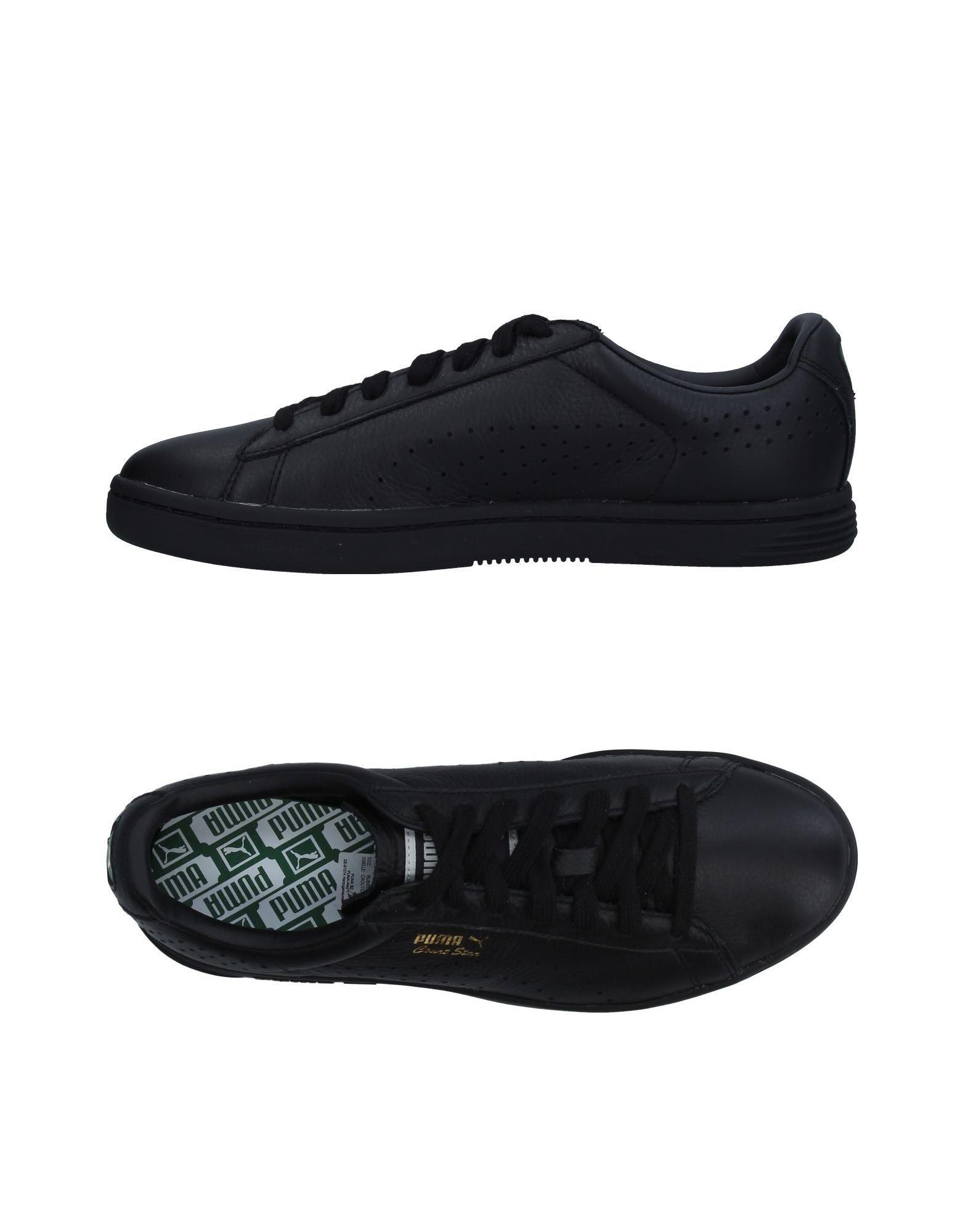Фото PUMA Низкие кеды и кроссовки. Купить с доставкой