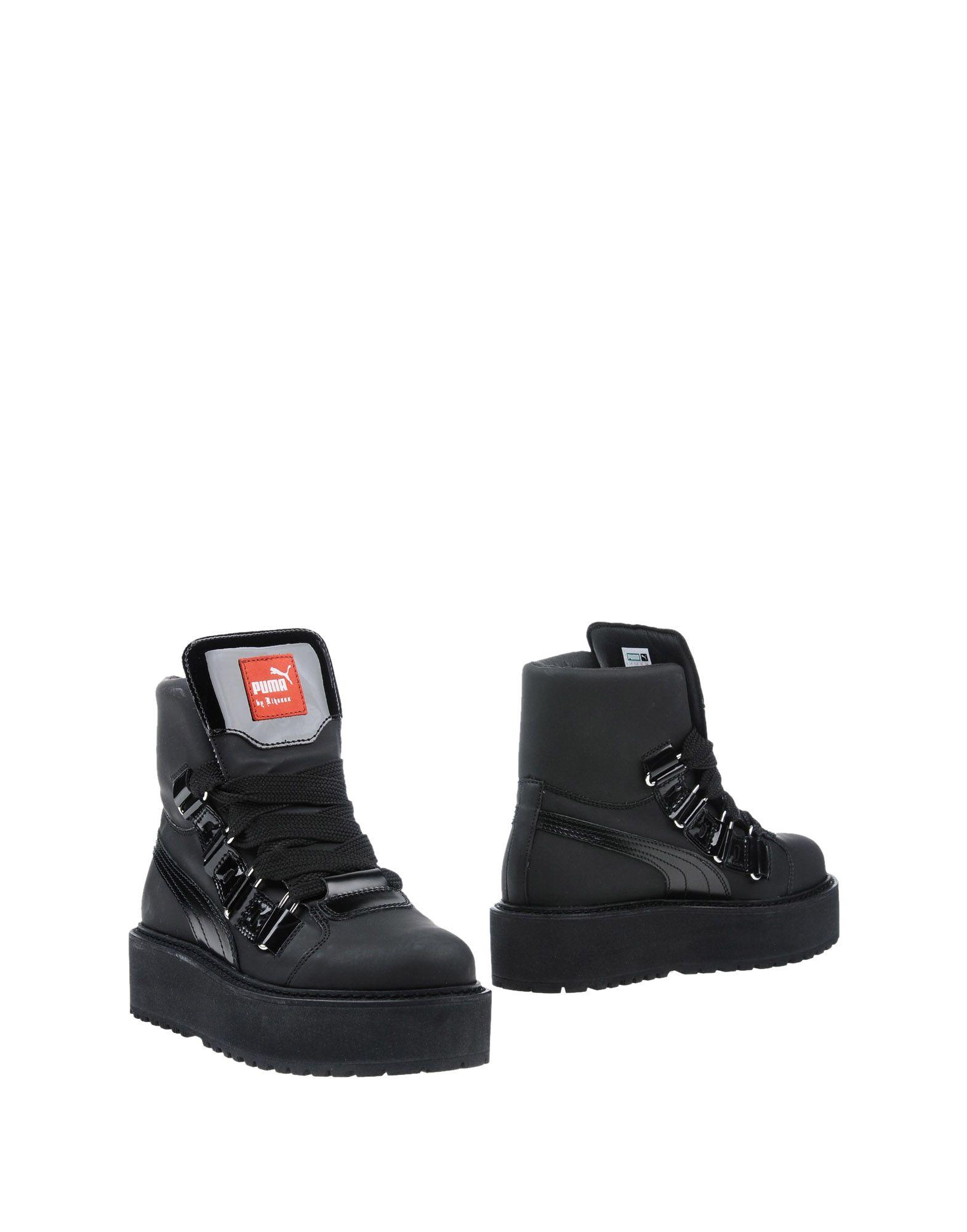 FENTY PUMA by RIHANNA Полусапоги и высокие ботинки цены онлайн