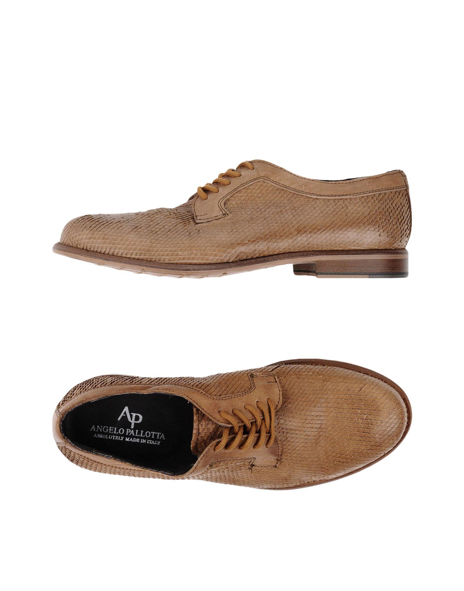 ФОТО angelo pallotta Обувь на шнурках