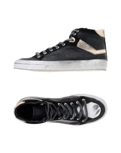 Высокие кеды и кроссовки от ANGELO PALLOTTA