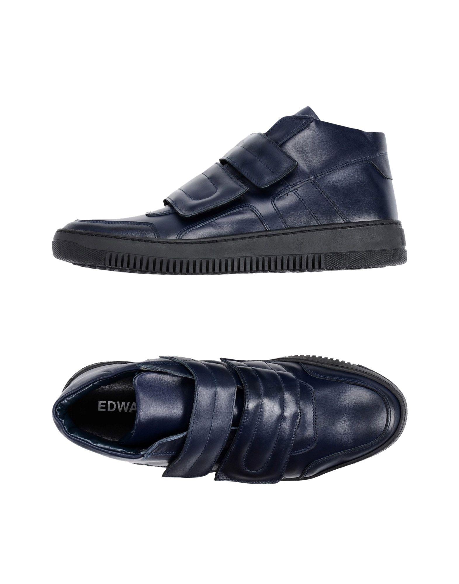 EDWA Высокие кеды и кроссовки pierre hardy высокие кеды и кроссовки