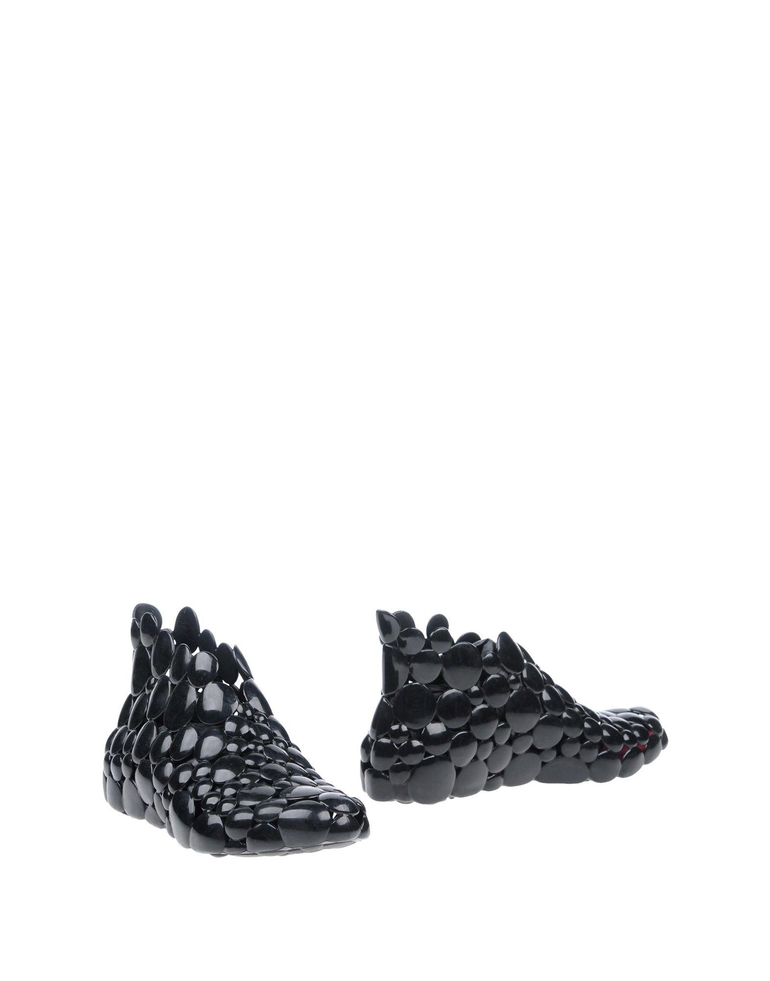 MELISSA + GAETANO PESCE Полусапоги и высокие ботинки цены онлайн