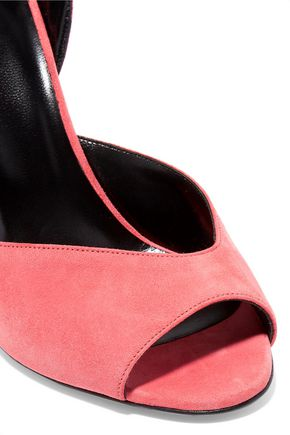 PIERRE HARDY Suede sandals