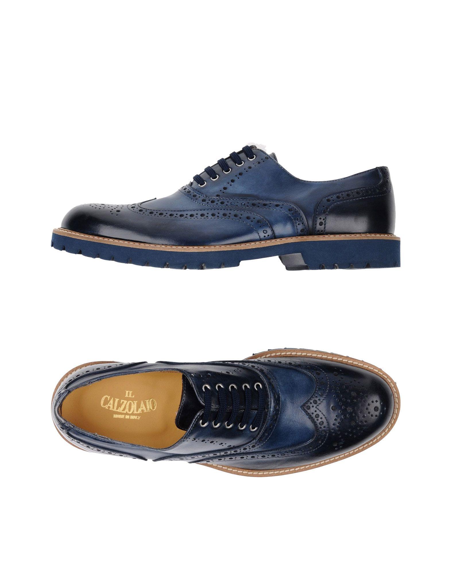 IL CALZOLAIO Обувь на шнурках обувь 2015 тренды