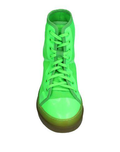 Фото 2 - Высокие кеды и кроссовки от RUCO LINE зеленого цвета
