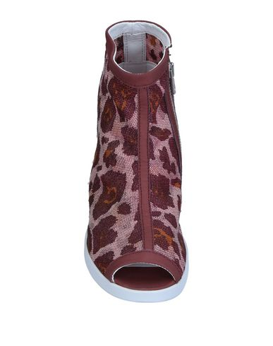 Фото 2 - Высокие кеды и кроссовки от RUCO LINE цвет пурпурный