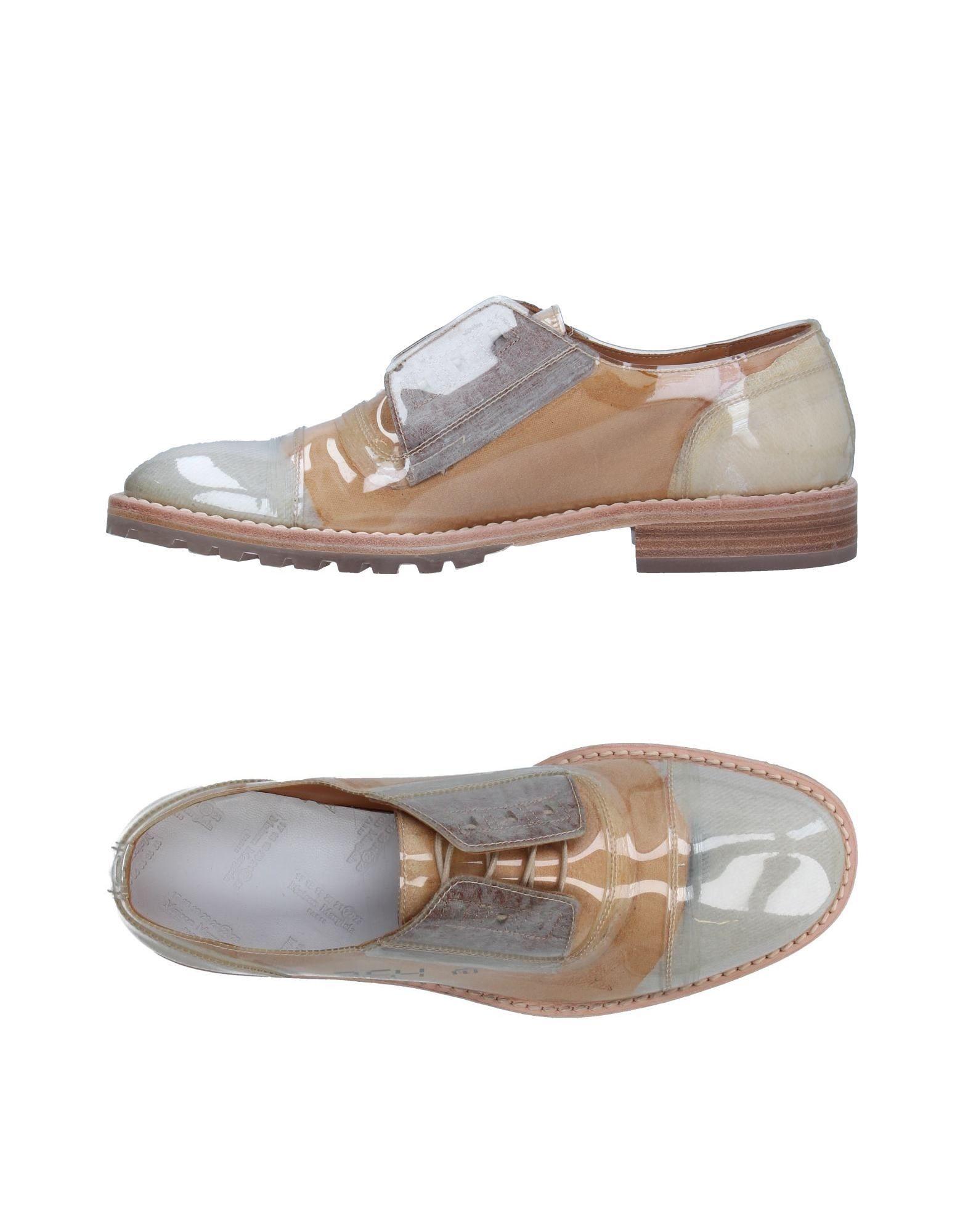 MAISON MARGIELA Обувь на шнурках цены онлайн