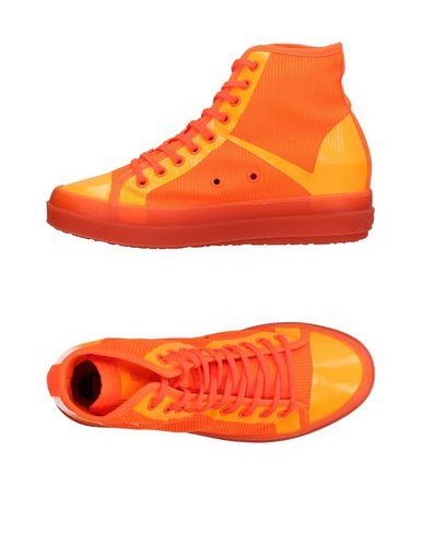 Фото - Высокие кеды и кроссовки от RUCO LINE оранжевого цвета