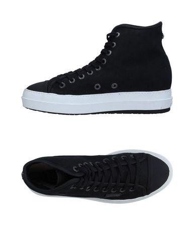 Фото - Высокие кеды и кроссовки от RUCO LINE черного цвета