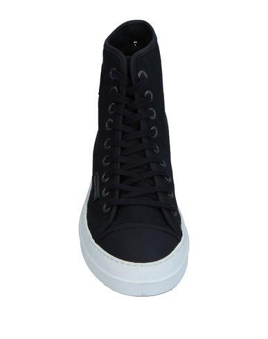 Фото 2 - Высокие кеды и кроссовки от RUCO LINE черного цвета