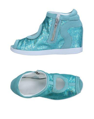 Фото - Низкие кеды и кроссовки от RUCO LINE бирюзового цвета
