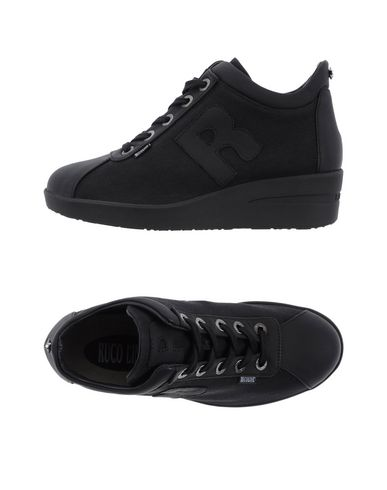 Фото - Низкие кеды и кроссовки от RUCO LINE черного цвета