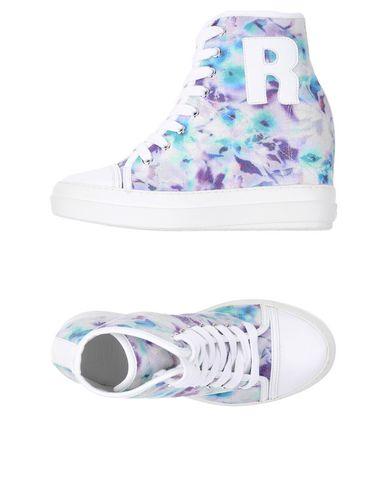 Фото - Высокие кеды и кроссовки от RUCO LINE фиолетового цвета