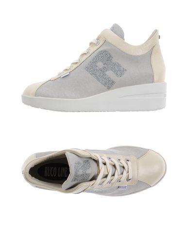 Фото - Низкие кеды и кроссовки от RUCO LINE светло-серого цвета