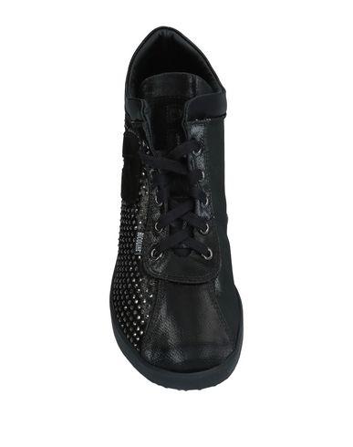 Фото 2 - Низкие кеды и кроссовки от RUCO LINE черного цвета