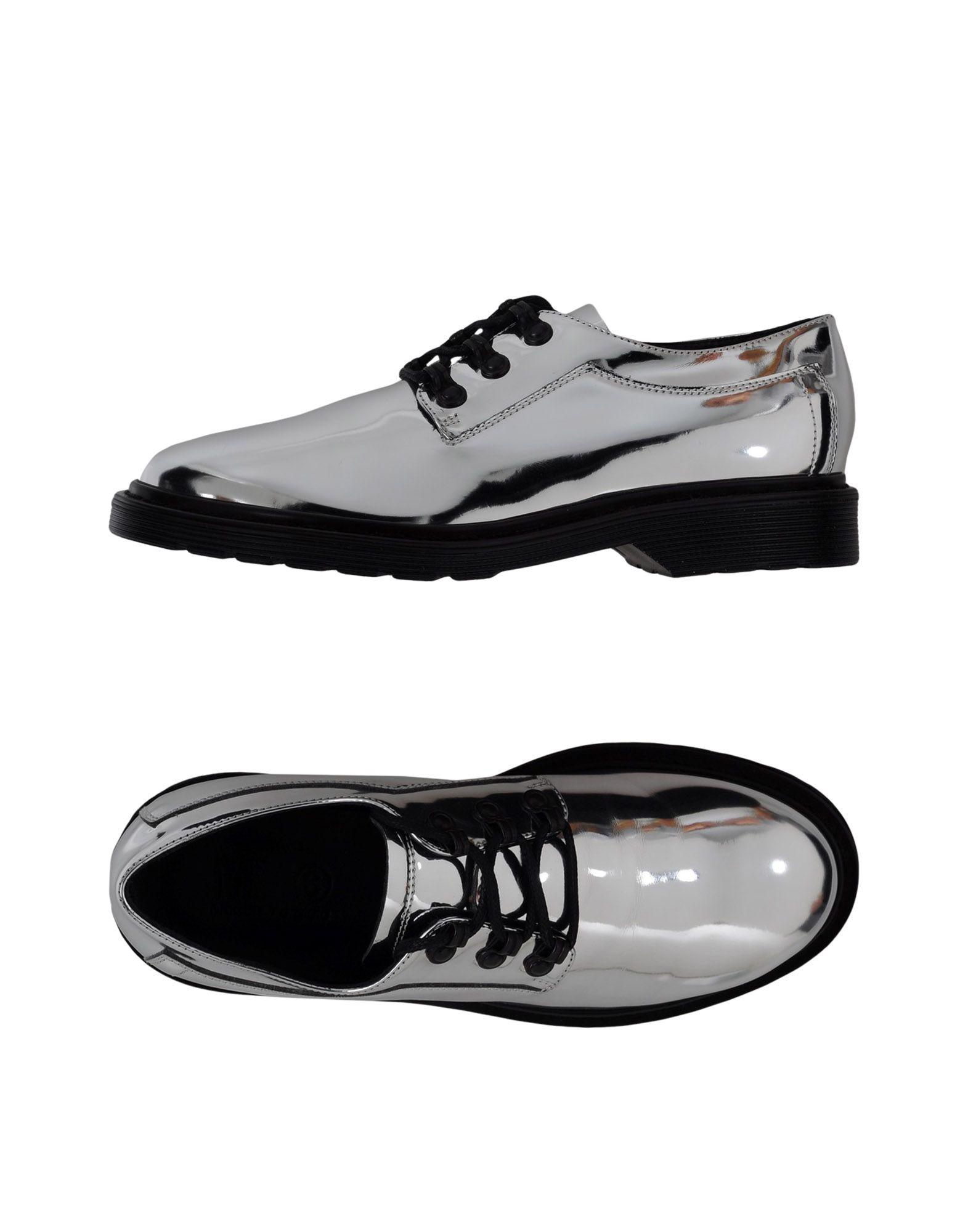 MM6 MAISON MARGIELA Обувь на шнурках lole капри lsw1349 lively capris xs blue corn