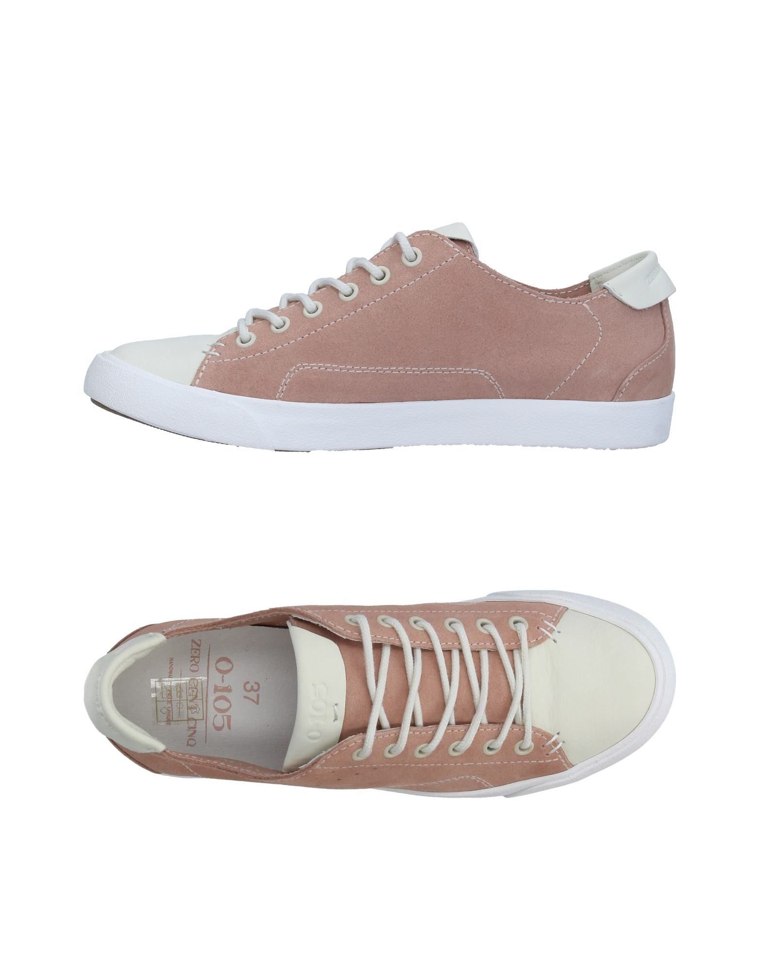 0-105 ZERO CENT CINQ Низкие кеды и кроссовки кеды кроссовки высокие dc evan hi zero light pink