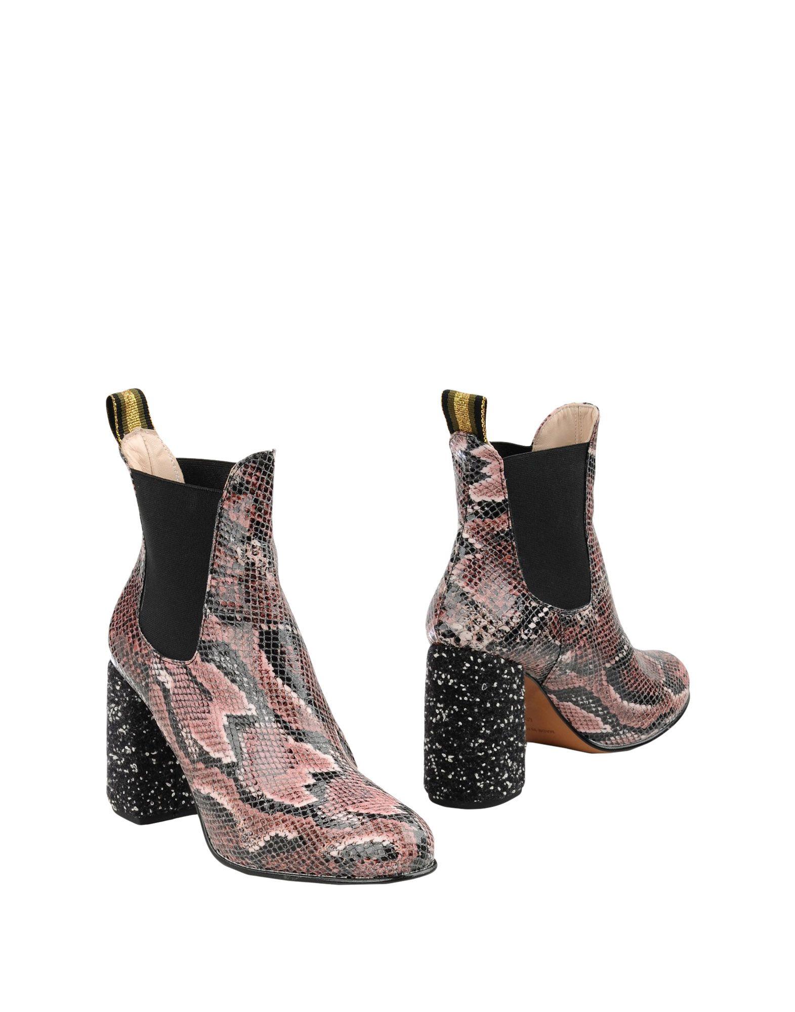 LEO STUDIO DESIGN Полусапоги и высокие ботинки studio by volpato ботинки