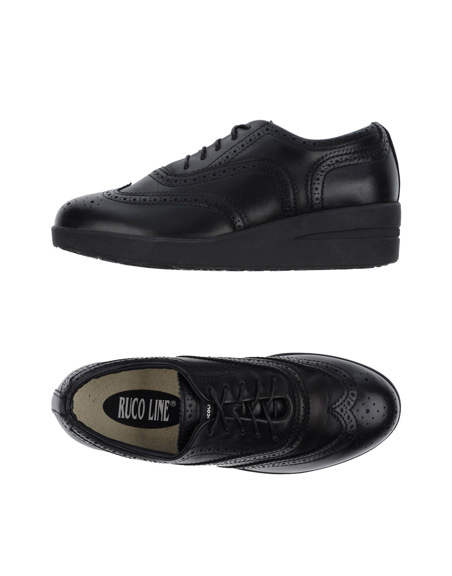 цена  RUCO LINE Обувь на шнурках  онлайн в 2017 году