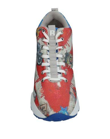 Фото 2 - Низкие кеды и кроссовки от RUCO LINE красного цвета