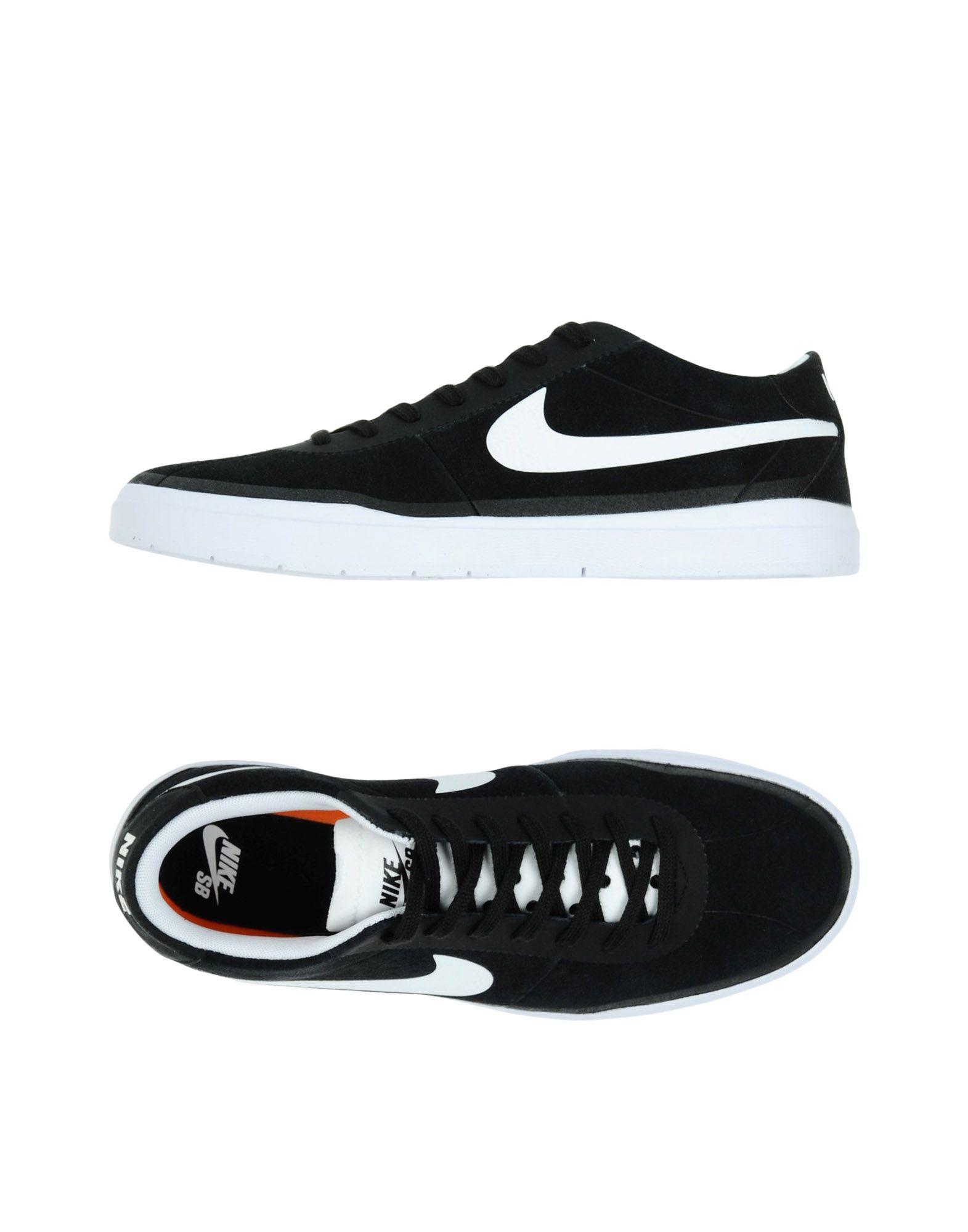 NIKE SB COLLECTION Низкие кеды и кроссовки кеды кроссовки высокие nike sb zoom dunk high pro black