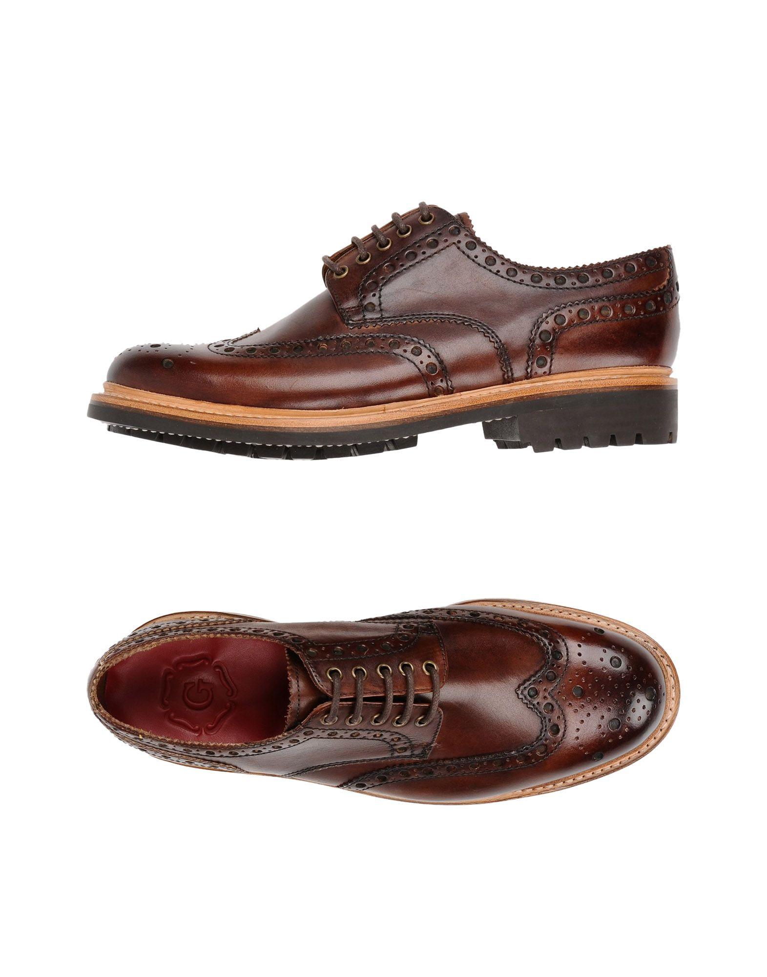Фото GRENSON Обувь на шнурках. Купить с доставкой