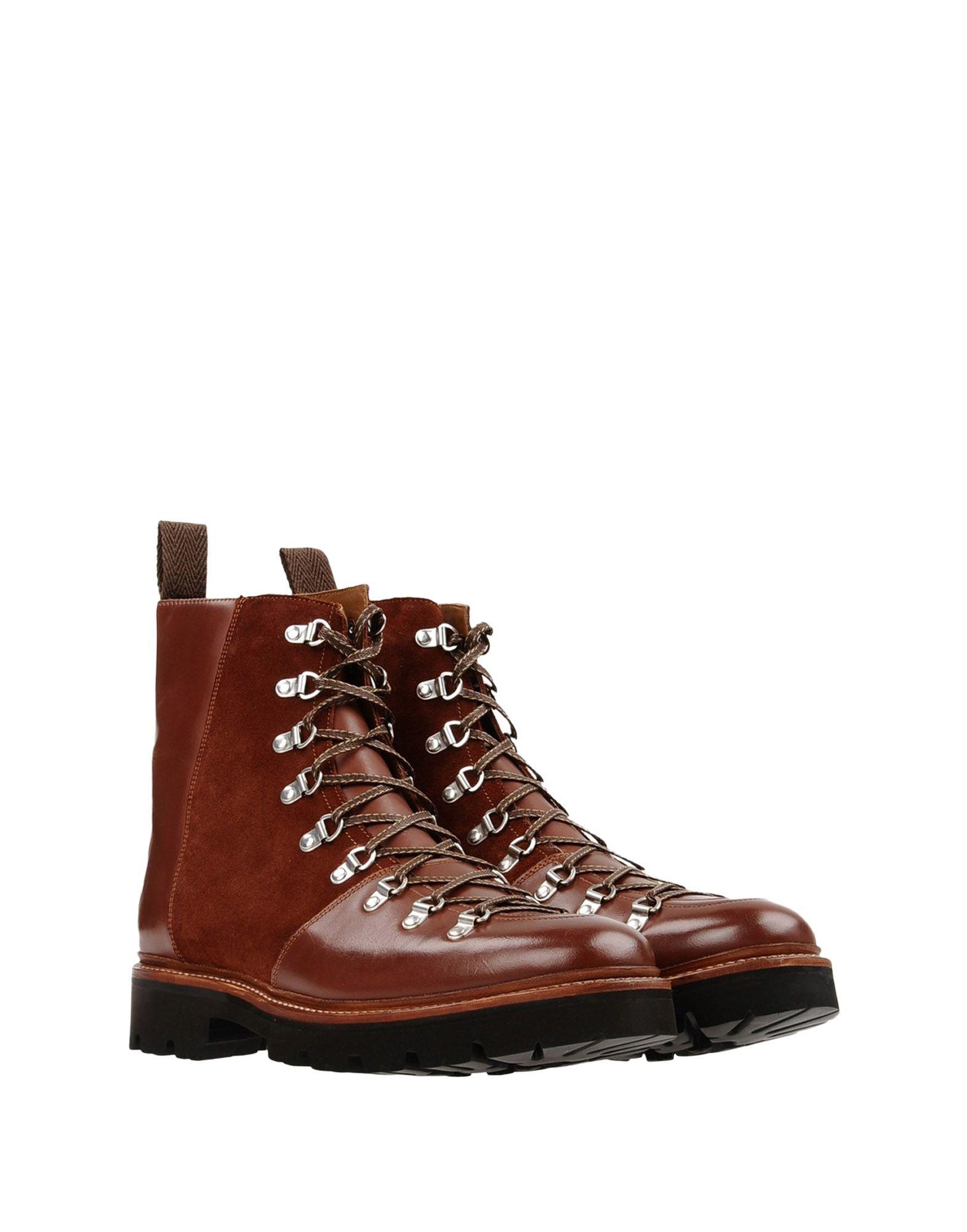 GRENSON Полусапоги и высокие ботинки rochas полусапоги и высокие ботинки