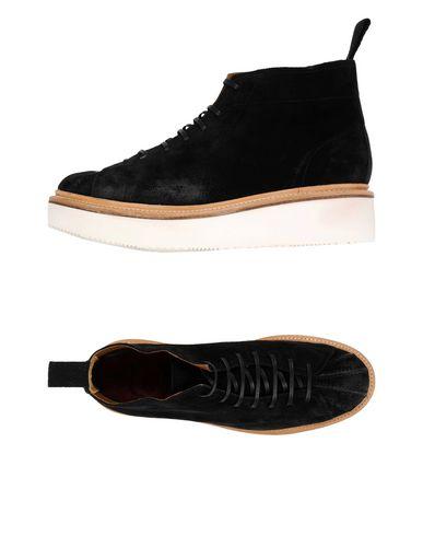 zapatillas GRENSON Sneakers abotinadas mujer
