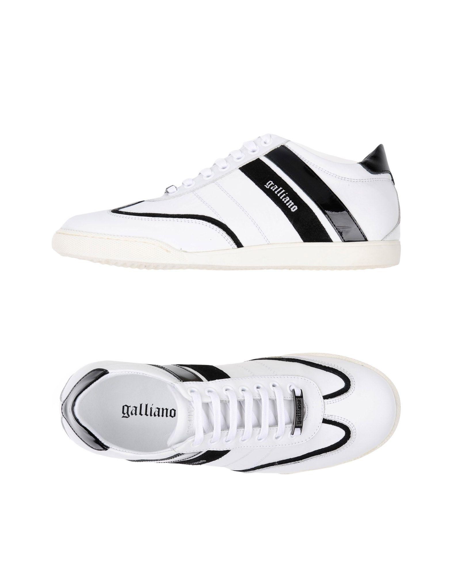 GALLIANO Низкие кеды и кроссовки clae низкие кеды и кроссовки