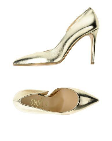 Фото - Женские туфли  цвет платиновый