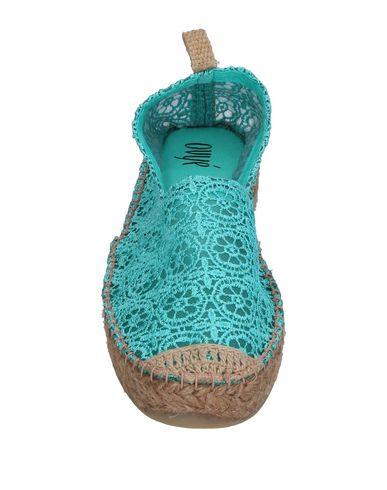 Фото 2 - Эспадрильи бирюзового цвета