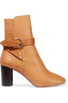 ISABEL MARANT Raley leather ankle boots