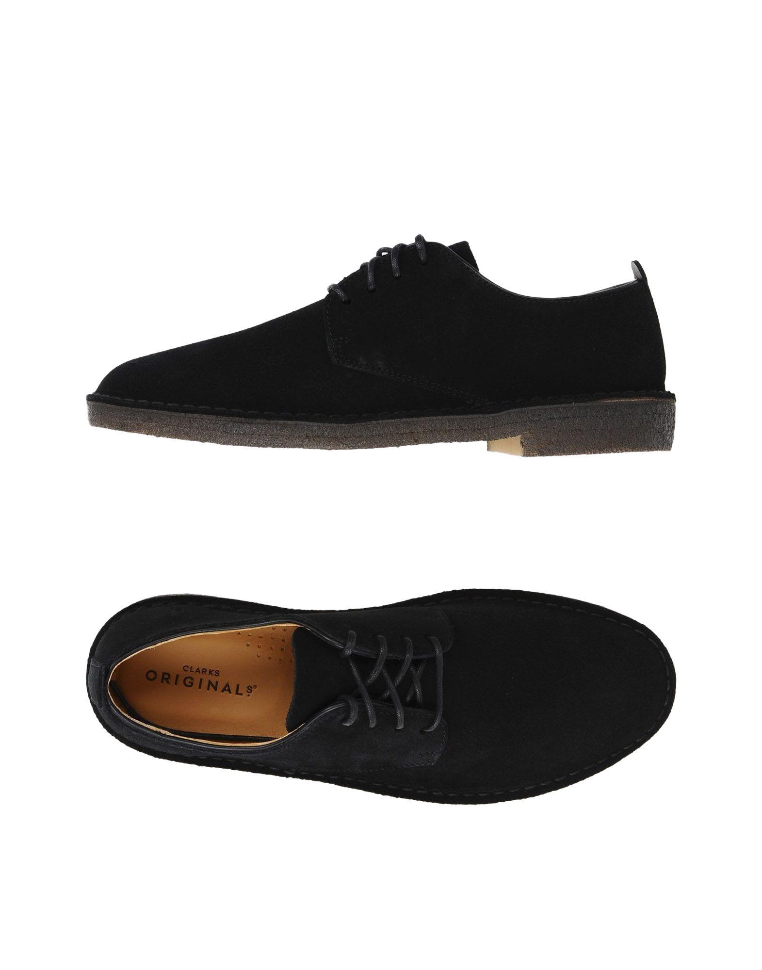 CLARKS ORIGINALS Обувь на шнурках обувь для дома clarks 26065835