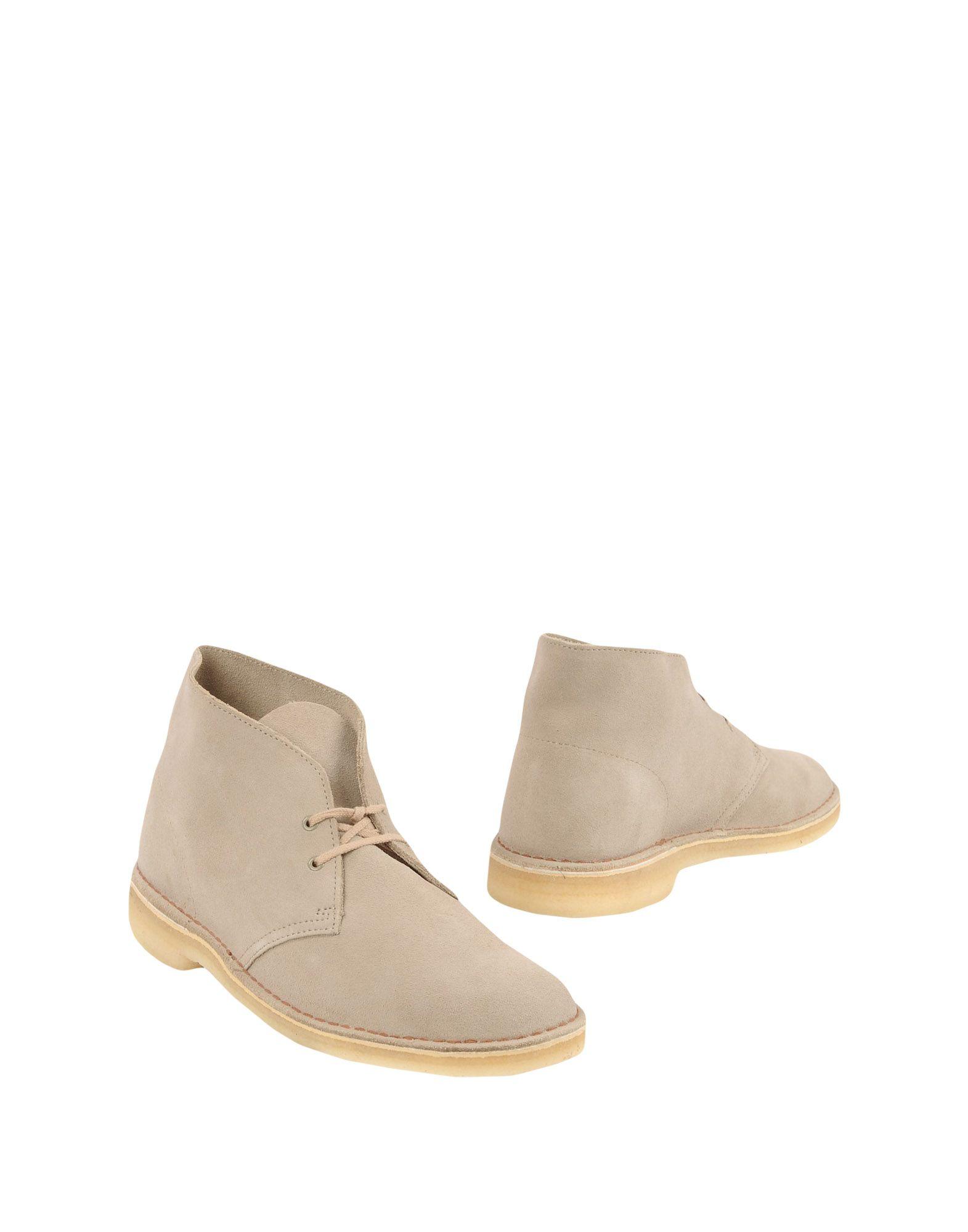 CLARKS ORIGINALS Полусапоги и высокие ботинки clarks originals