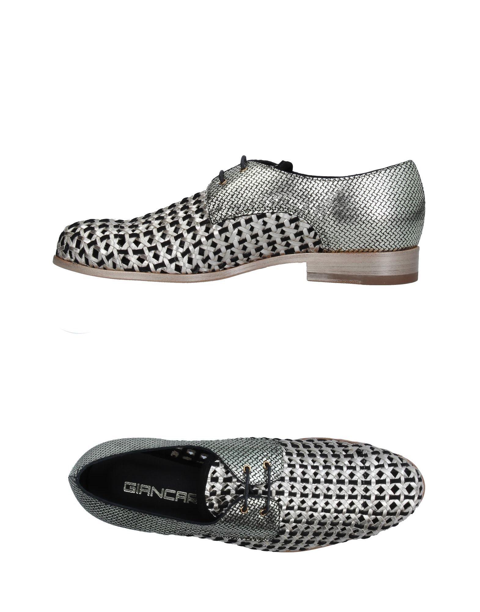 GIANCARLO PAOLI Обувь на шнурках цены онлайн