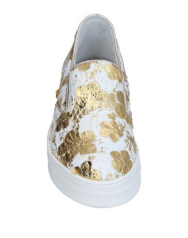 Фото 2 - Низкие кеды и кроссовки от SGN GIANCARLO PAOLI белого цвета