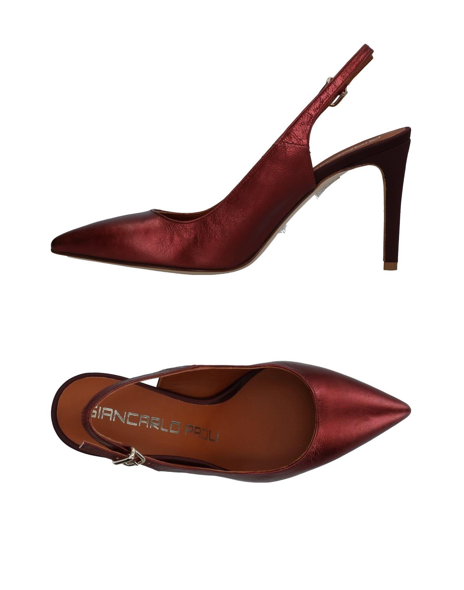 где купить GIANCARLO PAOLI Туфли по лучшей цене