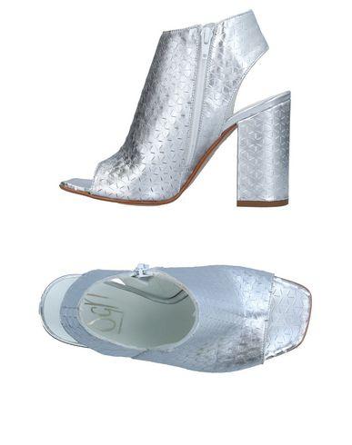 Фото - Женские сандали SGN GIANCARLO PAOLI серебристого цвета