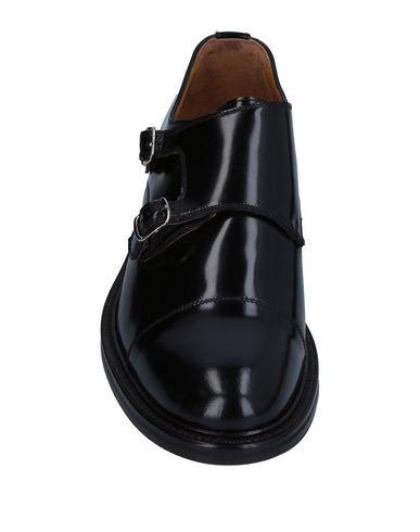 Фото 2 - Мужские мокасины BELSIRE черного цвета
