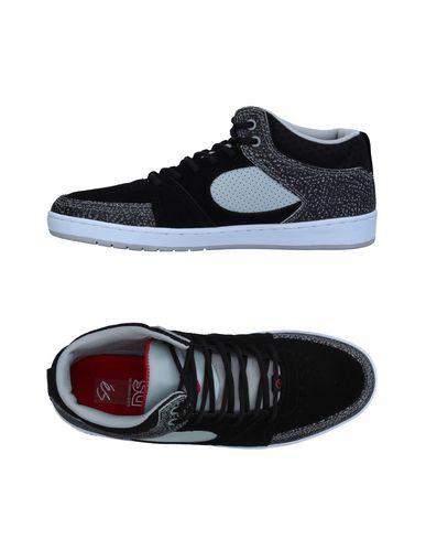 zapatillas ?S Sneakers abotinadas hombre