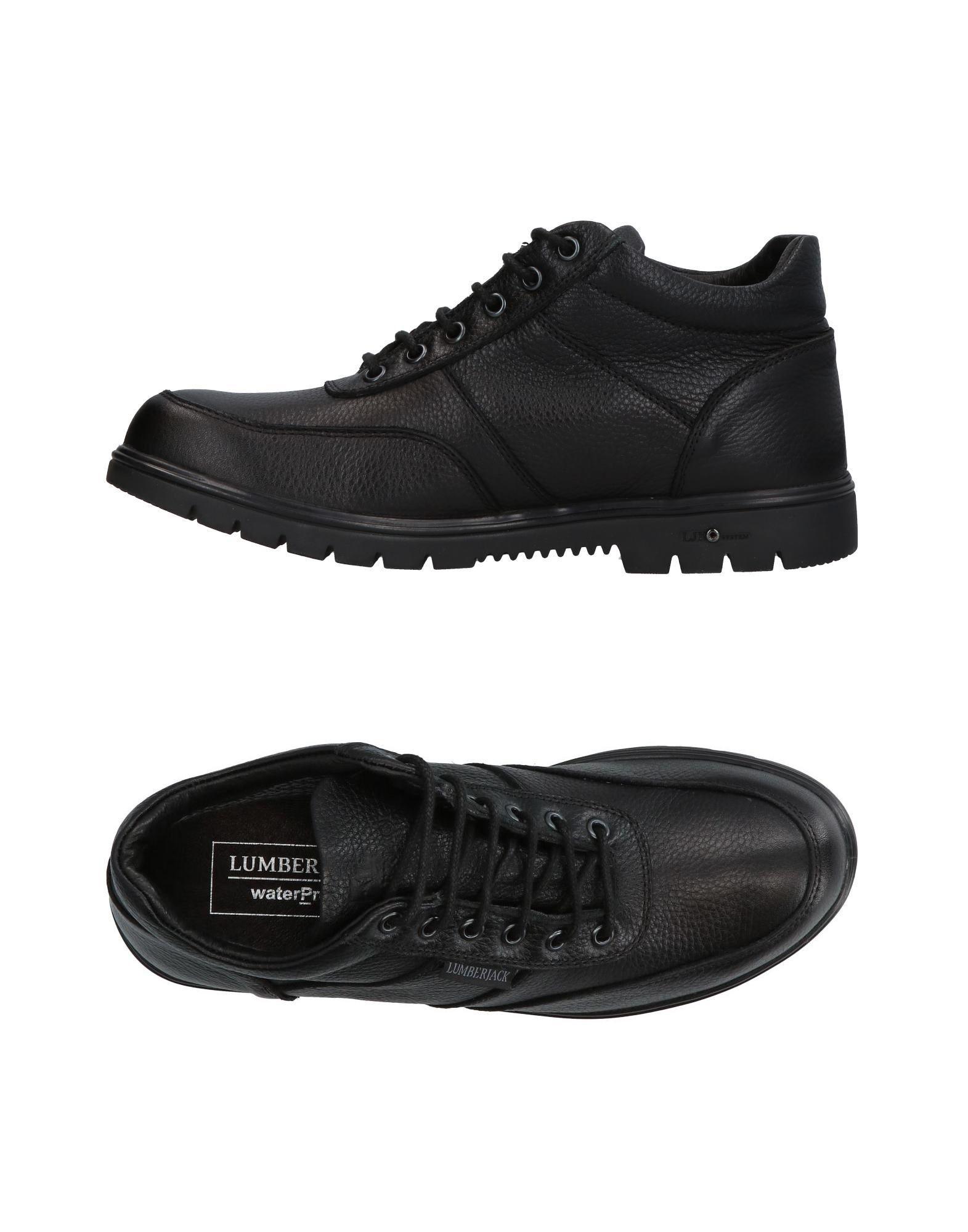 где купить  LUMBERJACK Обувь на шнурках  по лучшей цене