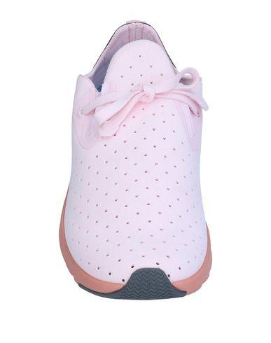 Фото 2 - Низкие кеды и кроссовки светло-розового цвета