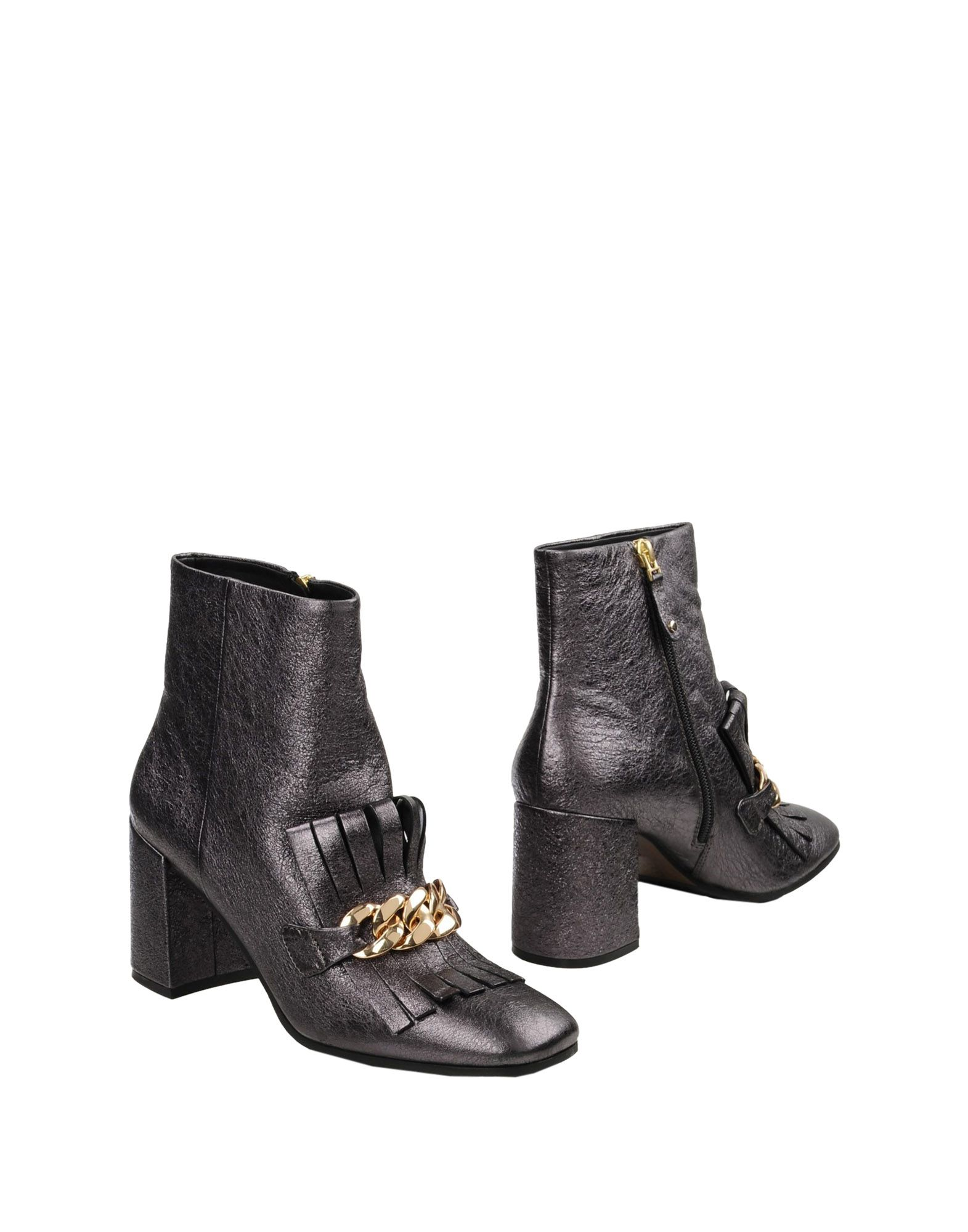 ELVIO ZANON Полусапоги и высокие ботинки elvio zanon полусапоги и высокие ботинки