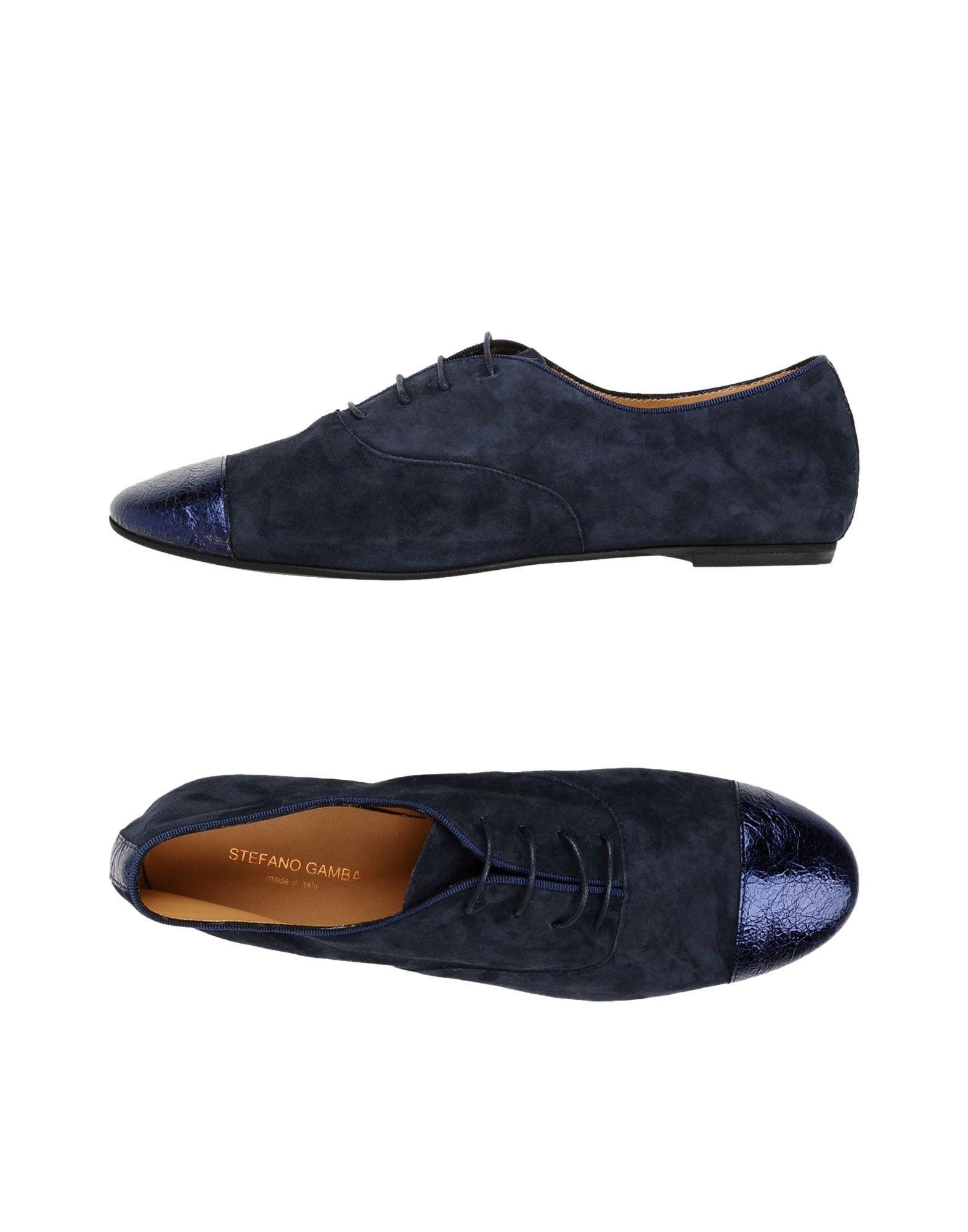 STEFANO GAMBA Обувь на шнурках a1582lt 1bk gamba настольный светильник