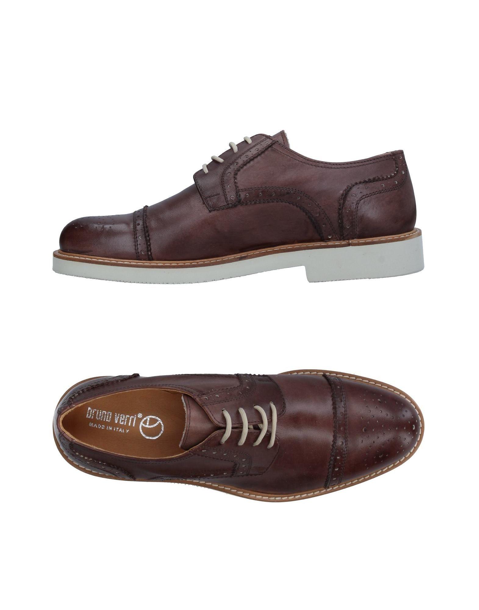 BRUNO VERRI Обувь на шнурках цены онлайн