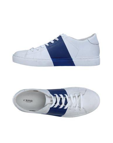CRIME London Sneakers & Tennis basses homme
