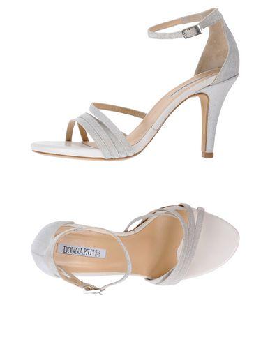 Фото - Женские сандали DONNA PIÙ белого цвета