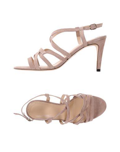 Фото - Женские сандали TILA MARCH светло-розового цвета